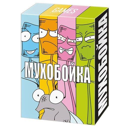 Купить Настольная игра GAMES Corporation Мухобойка GC004, Настольные игры