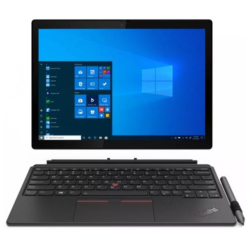 "Ноутбук Lenovo ThinkPad X12 Detachable (Intel Core i7-1160G7 2100MHz/12.3""/1920x1280/16GB/512GB SSD/Intel Iris Xe Graphics/Windows 10 Pro) 20UW0005RT черный"