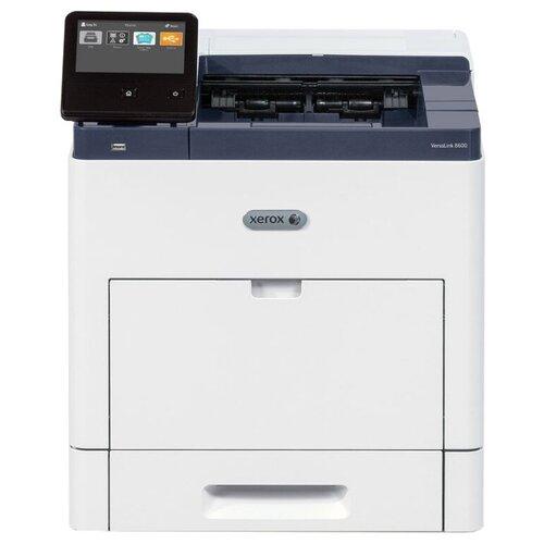 Фото - Принтер Xerox VersaLink B600DN, белый с черным принтер лазерный xerox versalink b600dn лазерный цвет белый