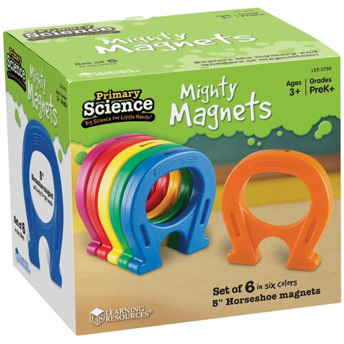 Набор Learning Resources Mighty Magnets