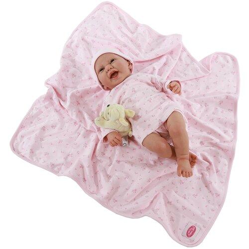Фото - Кукла Antonio Juan Реборн в Фуенсанта розовом, 40 см, 8120P кукла antonio juan антония в розовом 40 см 3376p