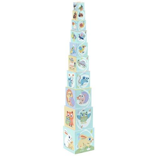 Кубики DJECO Блоки