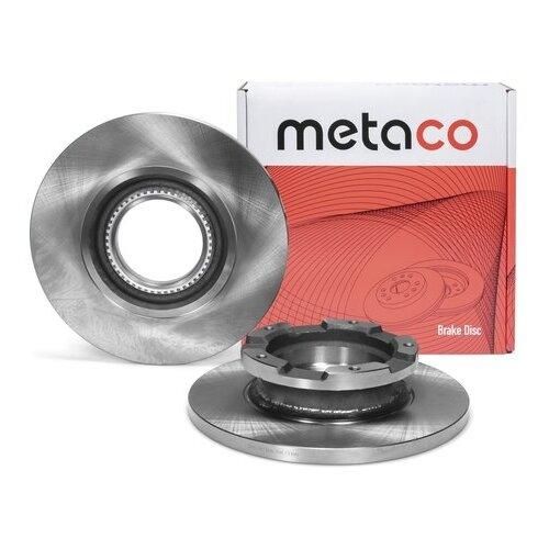 Диск тормозной задний (Производитель: METACO 3060251)