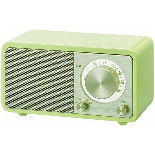 Радиоприемник Sangean WR-7 green