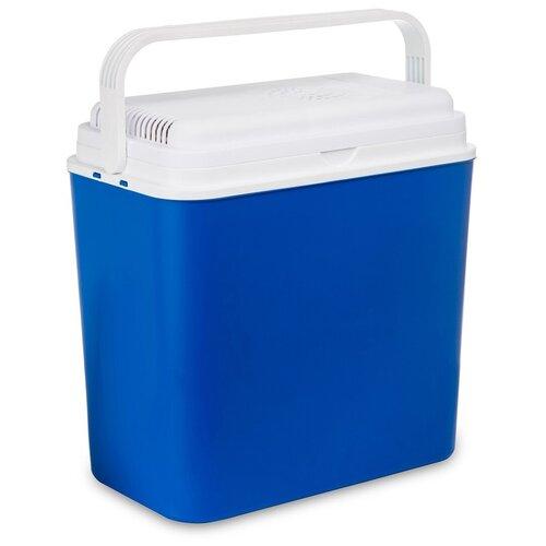 Автомобильный холодильник Green Glade 4134 24л синий/белый сумка холодильник green glade p33004