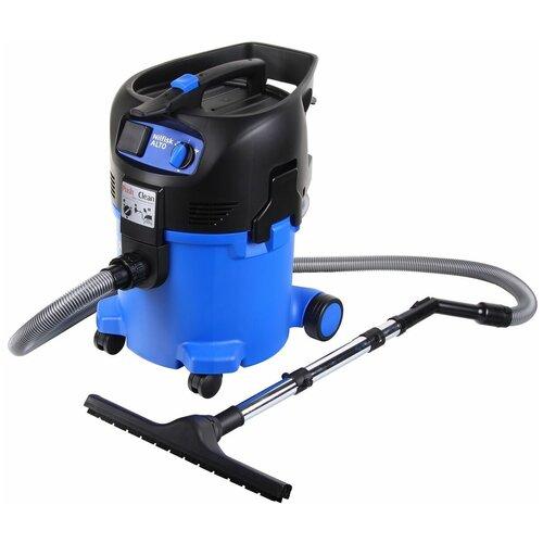 Фото - Профессиональный пылесос Nilfisk ATTIX 30-21 PC, 1500 Вт, синий/черный профессиональный пылесос nilfisk vl 200 20 pc 1200 вт