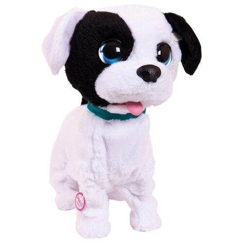 Фото - Интерактивная мягкая игрушка Club Petz Щенок Bowie интерактивная мягкая игрушка mioshi active весёлый щенок mac0601 006 белый