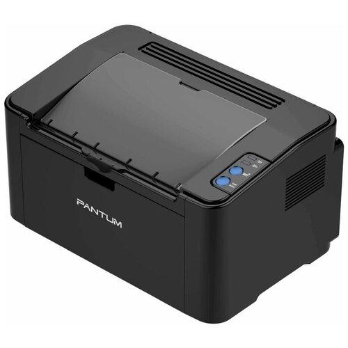 Фото - Принтер Pantum P2500NW, черный принтер pantum p3300dn