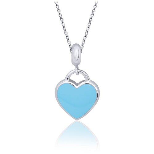 UMa & UMi Детский серебряный кулон подвеска Сердце UMI Symbols 319554800604