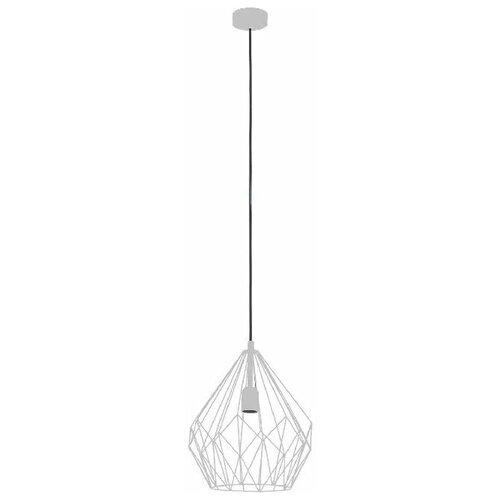 Потолочный светильник Eglo Carlton 49935, E27, 60 Вт, кол-во ламп: 1 шт. потолочный светильник eglo 94635 e27 60 вт