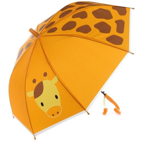 Зонтик детский трость, 66см Amico 102409