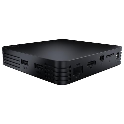 ТВ-приставка DUNE HD SmartBox 4K, черный