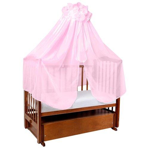 Балдахин Ангелочки Универсальный в сумке (вуаль 4 м) 2003 розовый