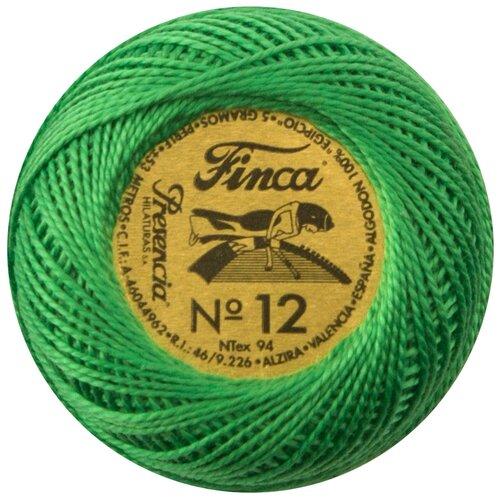 Купить Мулине Finca Perle(Жемчужное), №12, однотонный цвет 4396 53 метра 00008/12/4396, Мулине и нитки для вышивания
