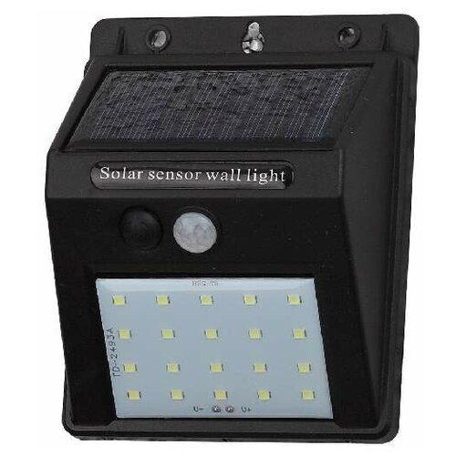 ЭРА Фасадный светильник на солнечной батарее ERAFS064-04