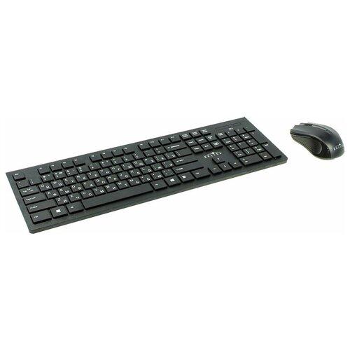комплект oklick 250m черный usb Клавиатура и мышь OKLICK 250M Black USB