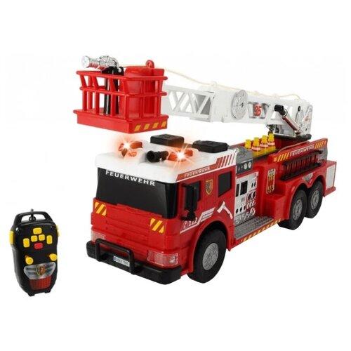 Фото - Пожарный автомобиль Dickie Toys 3719014 62 см красный гидроцикл dickie toys пожарный сэм джуно с фигуркой и аксессуарами 9251662 красный желтый