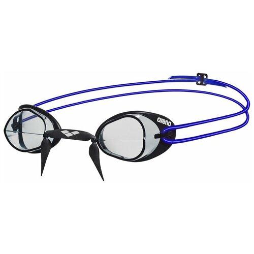 Фото - Очки для плавания arena Swedix 92398, clear/black очки для плавания arena zoom neoprene 92279 black clear black