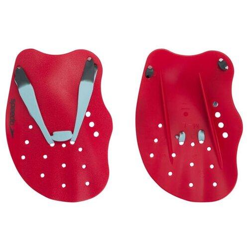 Лопатки для плавания Speedo Tech Paddle, red