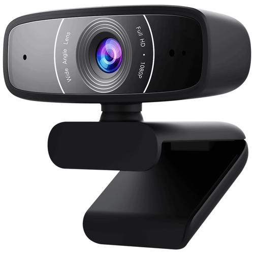 Веб-камера ASUS C3 (90YH0340-B2UA00) черный