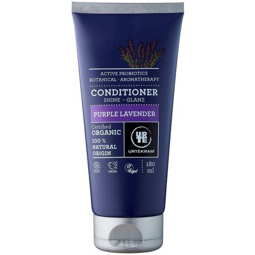 Urtekram кондиционер для волос Purple Lavender Пурпурная лаванда, 180 мл косметика для мамы urtekram органический кондиционер для волос пурпурная лаванда 180 мл