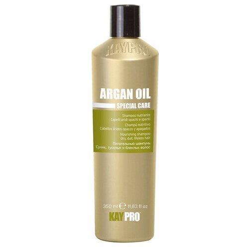 Фото - KayPro шампунь Argan Oil питательный для сухих, тусклых и блеклых волос, 350 мл kaypro шампунь purity 350 мл