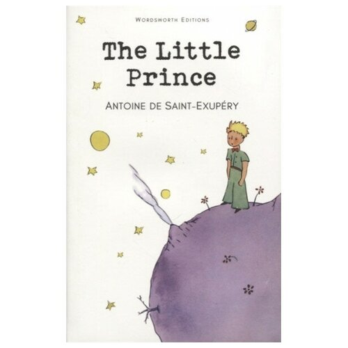 Little Prince. Antoine de Saint-Exupery