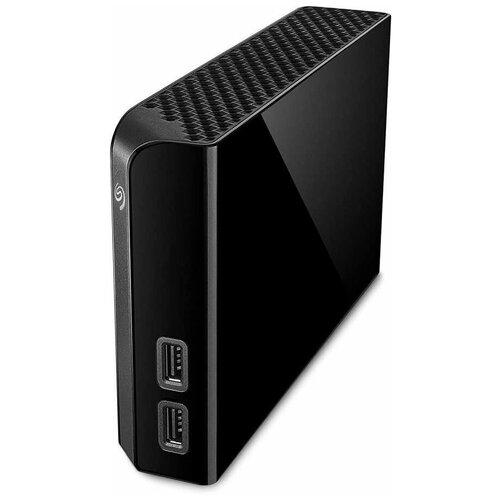 Фото - Внешний HDD Seagate Backup Plus Hub 14 TB, черный внешний hdd seagate expansion stea 5 tb черный