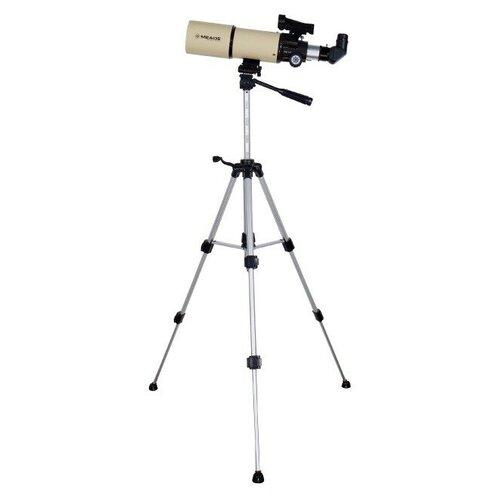 Фото - Телескоп Meade Adventure Scope 80mm бежевый телескоп meade lx90 12 f 10 acf с профессиональной оптической схемой
