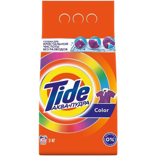 Фото - Стиральный порошок Tide Color (автомат), 3 кг стиральный порошок tide color автомат 4 5 кг
