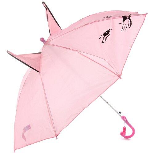 Зонтик детский трость, 58см Amico 103224