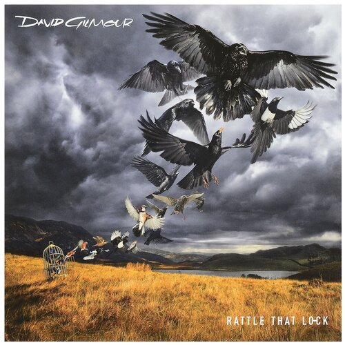 David Gilmour. Rattle That Lock (виниловая пластинка)