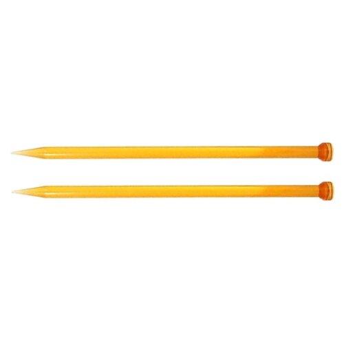 Купить Спицы Knit Pro Trendz 51200, диаметр 10 мм, длина 30 см, оранжевый