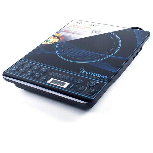 Фото - Электрическая плита ENDEVER SkyLine IP-28 плита электрическая endever skyline dp 45 серебристый закаленное стекло настольная