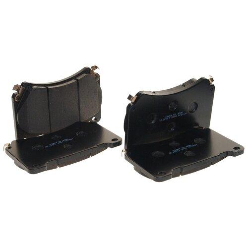 Дисковые тормозные колодки передние HONG SUNG BRAKE HP0034 для Hyundai Equus (4 шт.) дисковые тормозные колодки передние hong sung brake hp8153 для honda civic 4 шт