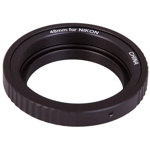 Фото - Адаптер Sky-Watcher для камер Nikon M48 67887 черный кабель sky watcher ap r3c для canon
