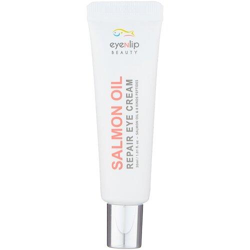 Купить Eyenlip Крем для глаз с лососевым маслом Salmon Oil Repair Eye Cream, 30 мл