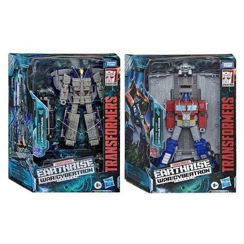 Купить Робот-трансформер Hasbro TRANSFORMERS Класс Лидеры Офрайз, Роботы и трансформеры