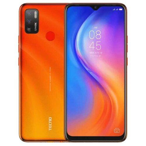 Смартфон TECNO SPARK 5 Air оранжевый
