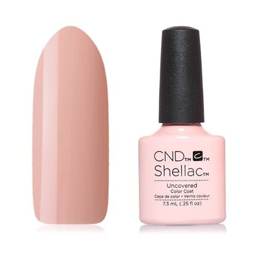 Гель-лак для ногтей CND Shellac Nude, 7.3 мл, Uncovered недорого