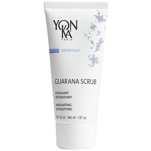 Yon-Ka скраб для лица Guarana Scrub 50 мл скраб для лица erborian black scrub 50 мл