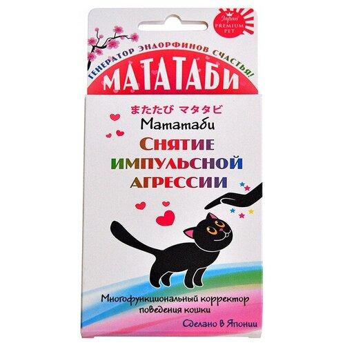 Japan Premium Pet Мататаби для снятия импульсной агрессии 1 г