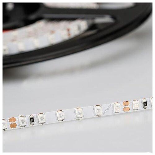 Светодиодная лента RT 2-5000 24V Green 5mm 2x (3528, 600 LED, LUX) 5м