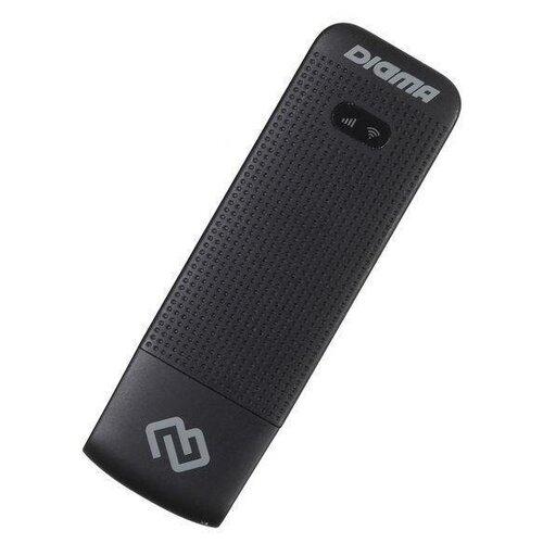 GSM модем DIGMA Dongle черный