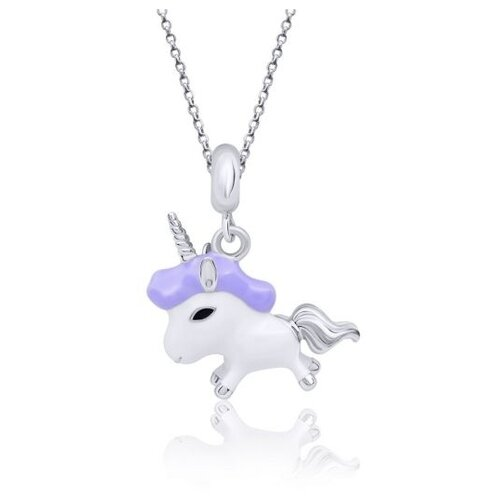 UMa & UMi Детский серебряный кулон подвеска Единорог UMI Magic Pets 319542400613