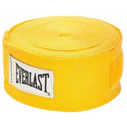 Кистевые бинты Everlast 4456 желтый