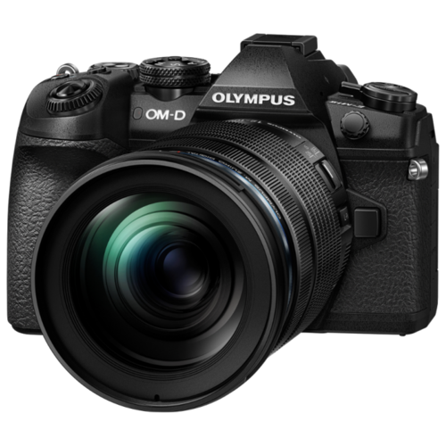 Фотоаппарат Olympus OM-D E-M1 Mark II Kit черный M.Zuiko Digital ED 12-100mm 1:4.0 IS PRO подводный бокс olympus pt ep11 для om d e m1 v6300600e000