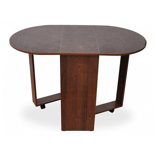 Стол обеденный Катрин коричневый