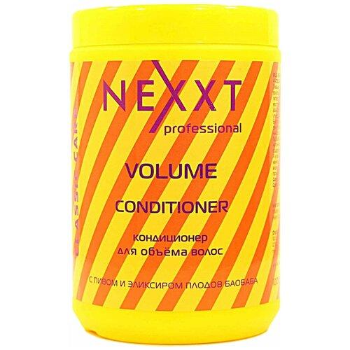 Фото - Nexprof кондиционер Classic care Volume для объема волос, 1000 мл nexprof кондиционер classic care volume для объема волос 200 мл