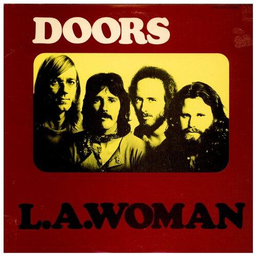 The Doors. L.A. Woman (виниловая пластинка) виниловая пластинка doors the weird scenes inside the gold mine 0081227960582